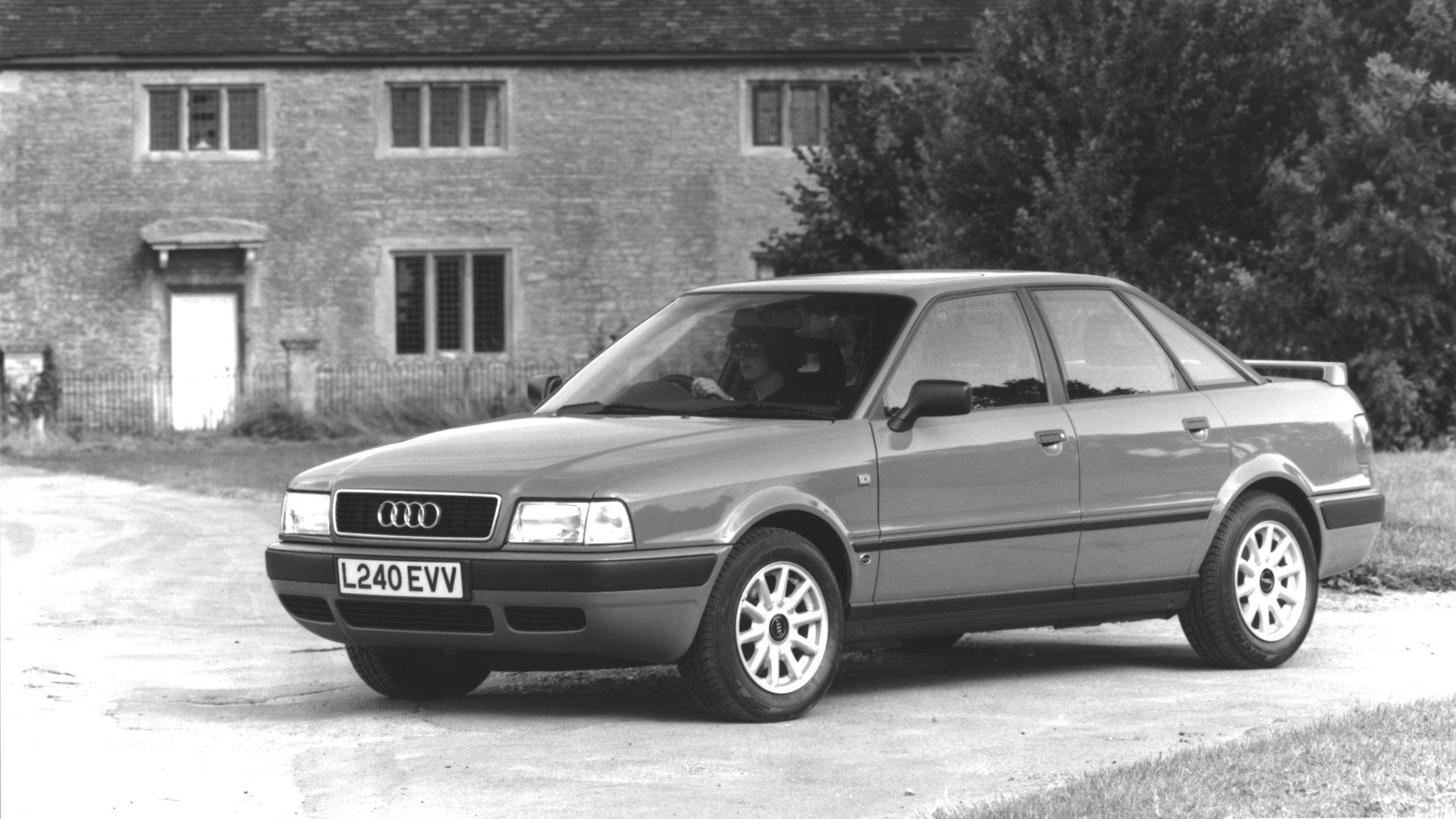 Audi 80 TDI SE