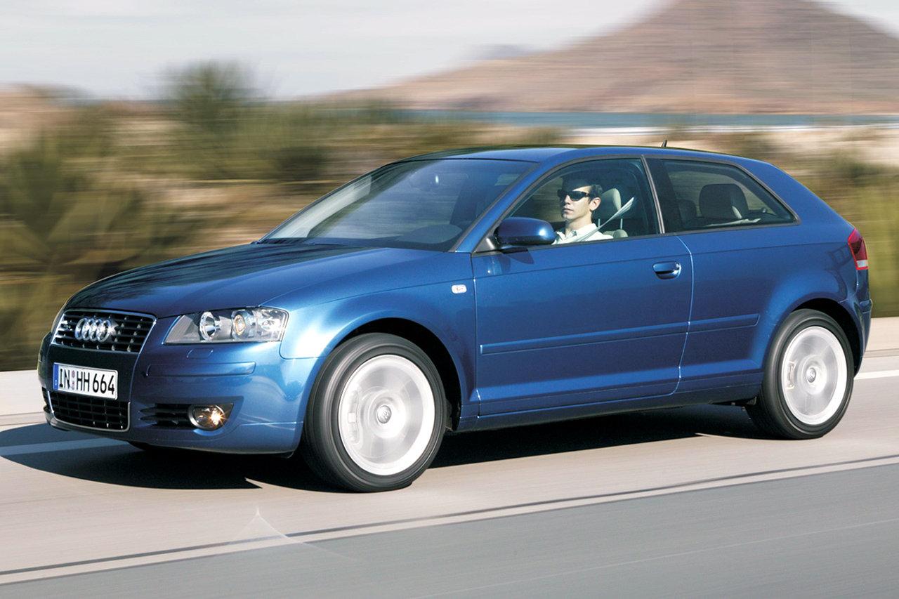 Coche del día: Audi A3 3.2 quattro (8P)