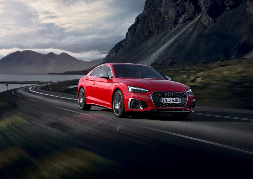 La gama Audi A5 se renueva de cara al 2020