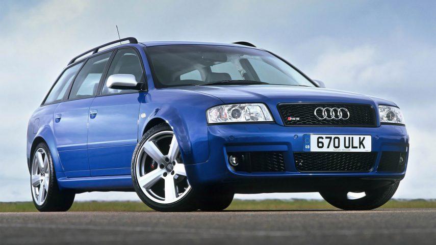 Coche del día: Audi RS6 Avant (C5)