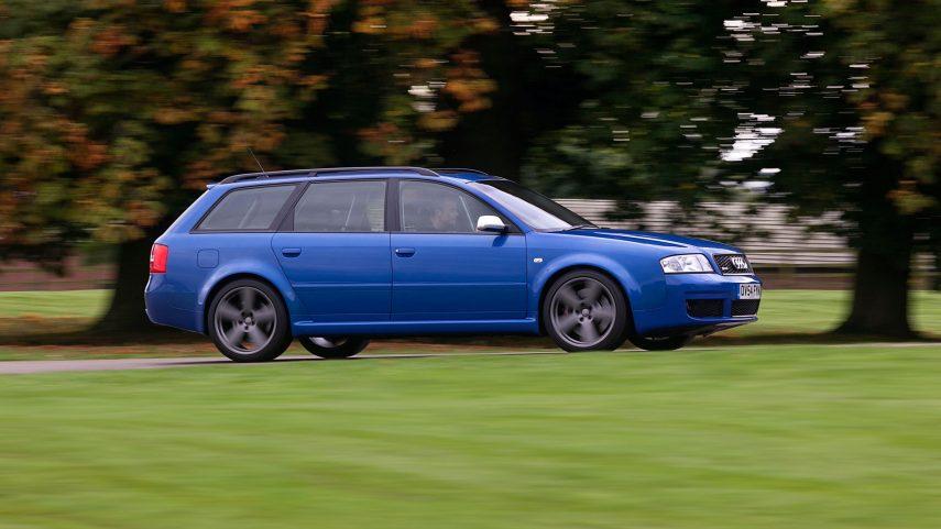 Audi RS6 2002 2