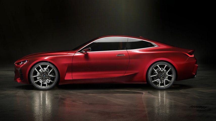 BMW Concept 4, un adelanto de la próxima generación del Serie 4