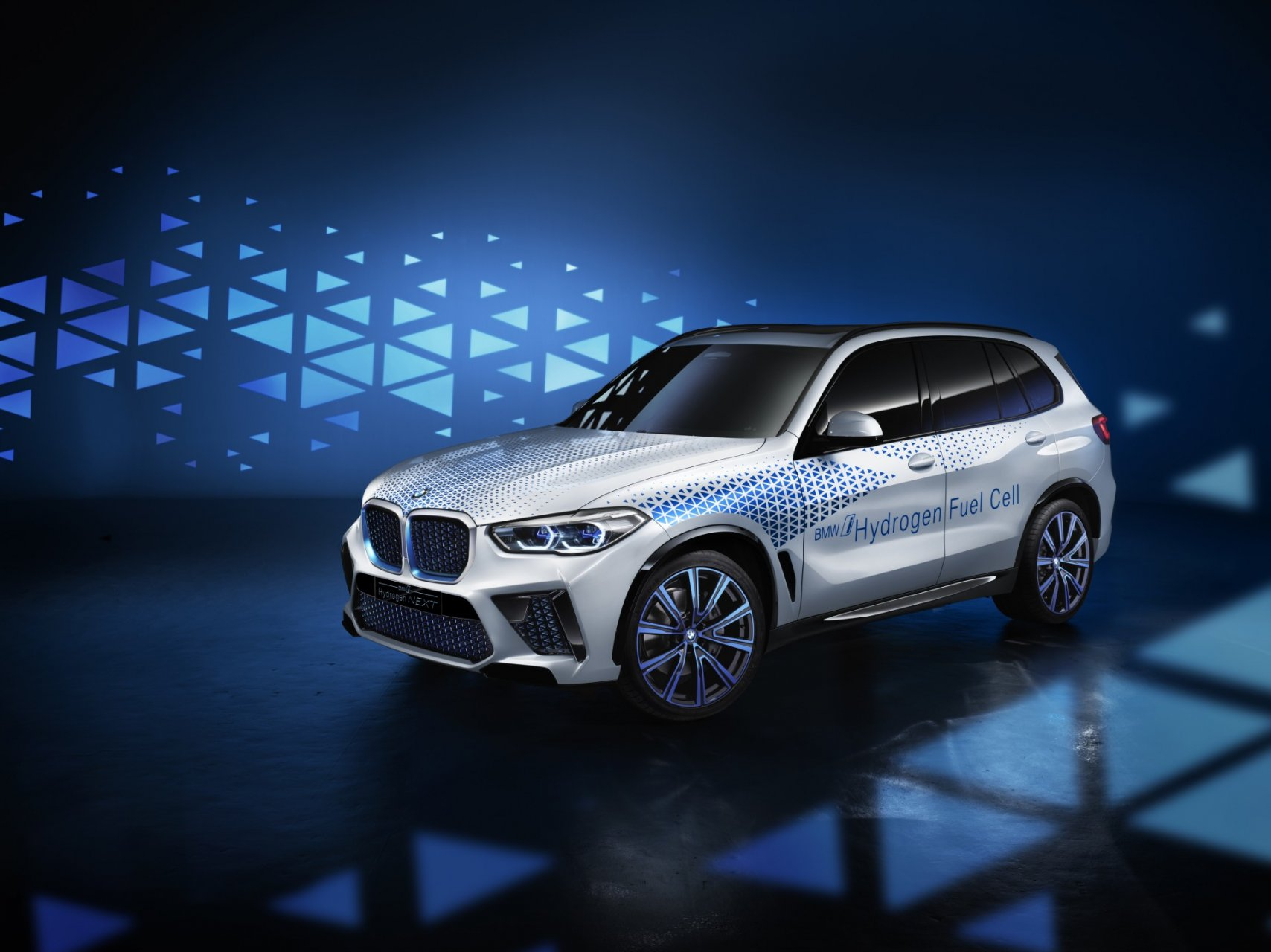 BMW i Hydrogen Next, la renovada apuesta bávara por el hidrógeno
