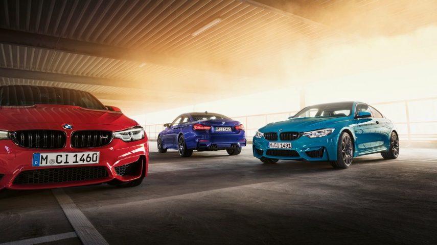El BMW M4 Edition M Heritage homenajea 48 años de legado