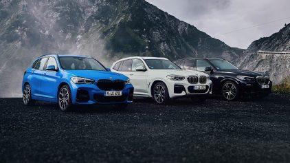 BMW X1 xDrive25e 01