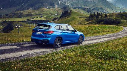 BMW X1 xDrive25e 09