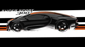 Bugatti Chiron Super Sport 300 4