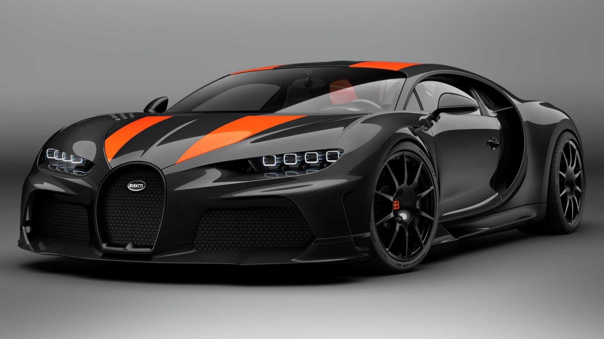 Bugatti Chiron Super Sport 300+, el coche de producción más rápido del mundo