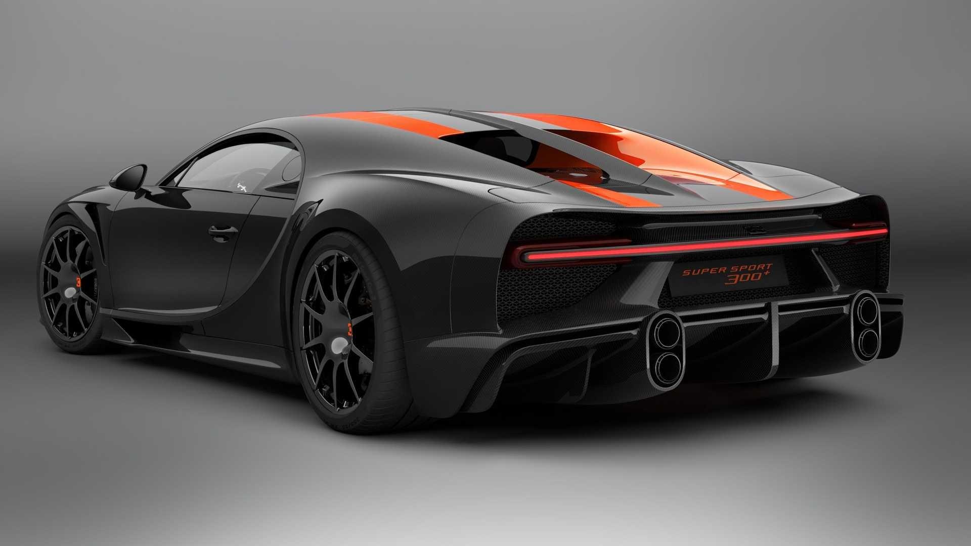 Bugatti Chiron Super Sport 300 6