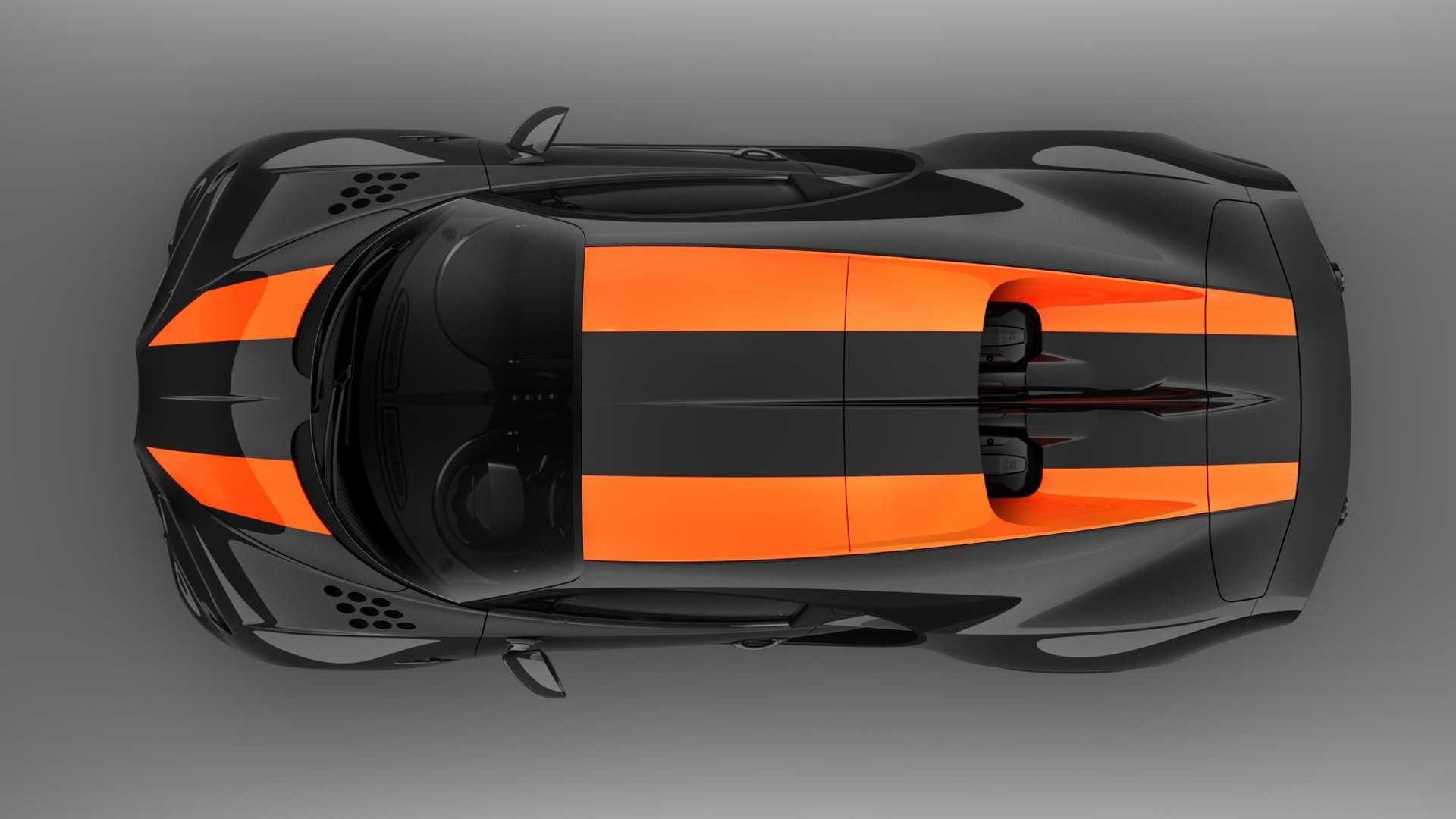 Bugatti Chiron Super Sport 300 7