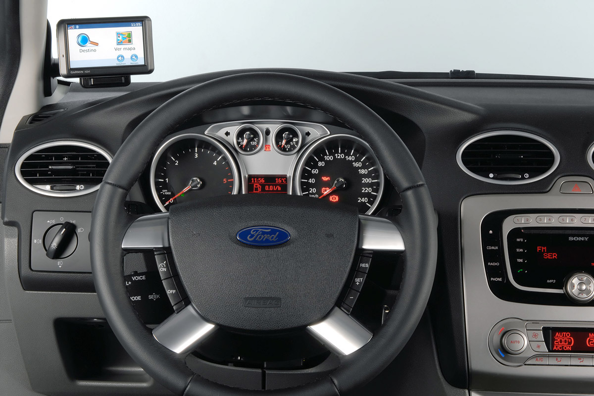 Ford Focus X Road 5
