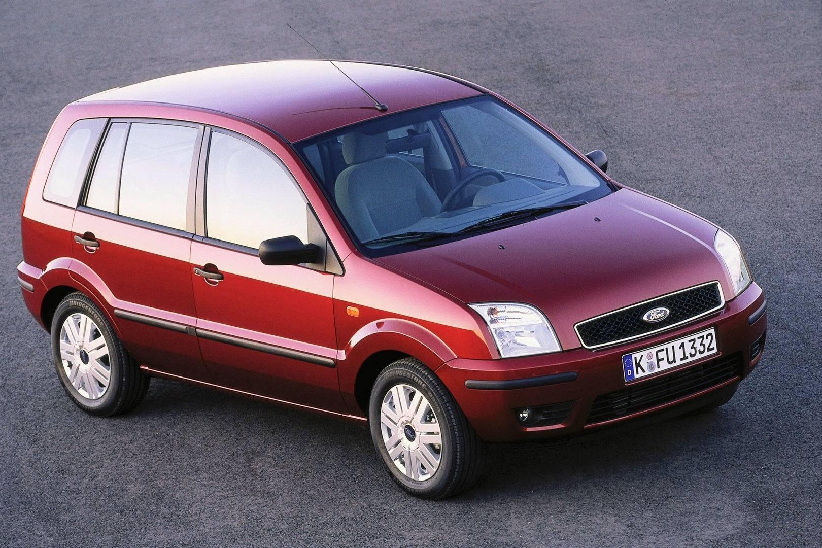 Coche del día: Ford Fusion