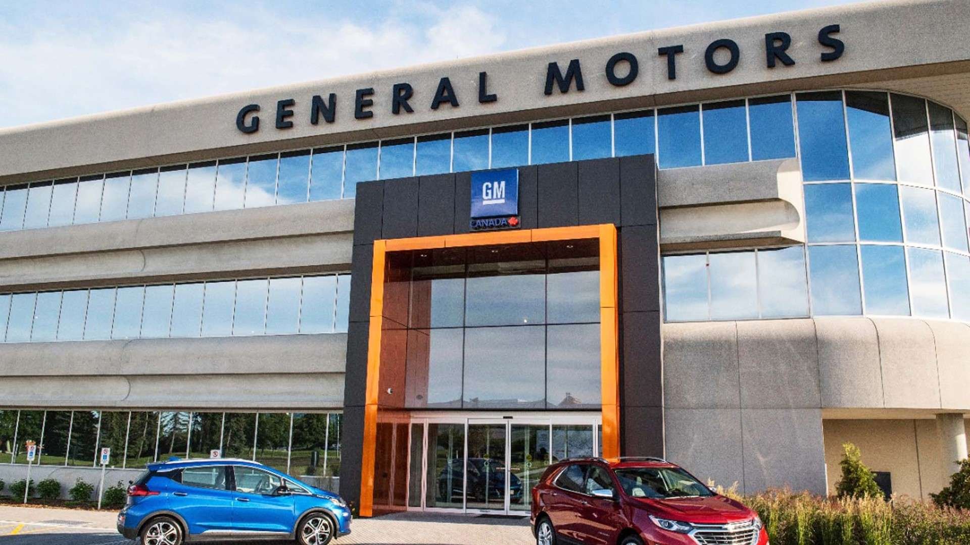 General Motors Sede