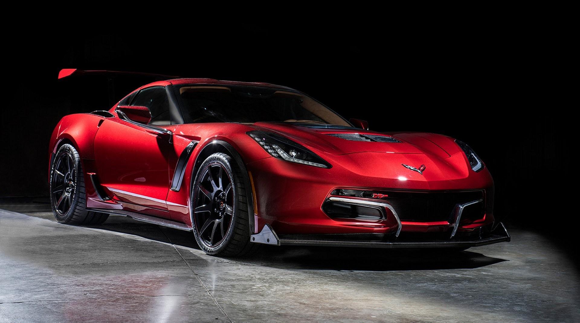 Genovation GXE: actualmente, el coche eléctrico más rápido del mundo