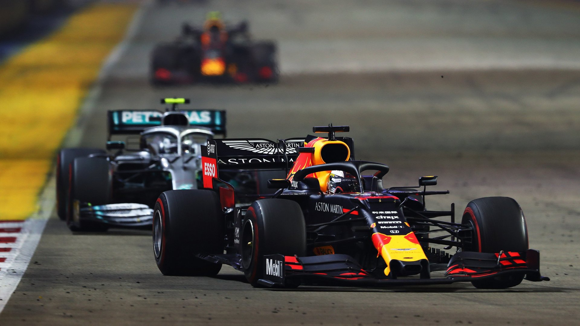GP de Singapur 2019 2