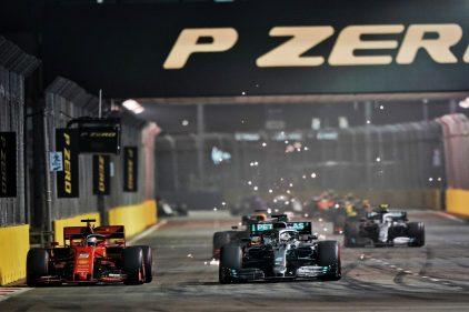 GP de Singapur 2019 3