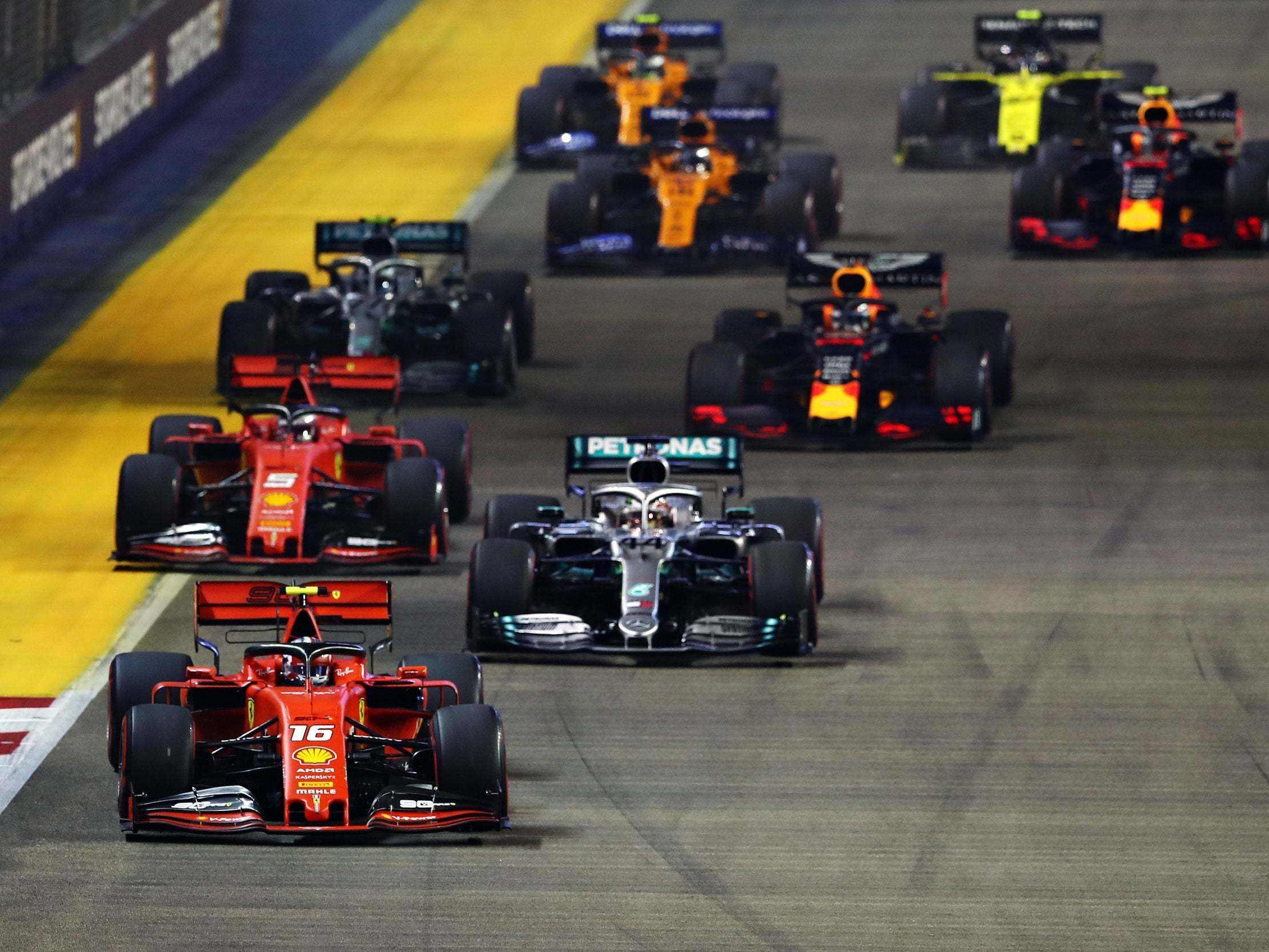 GP de Singapur 2019 5