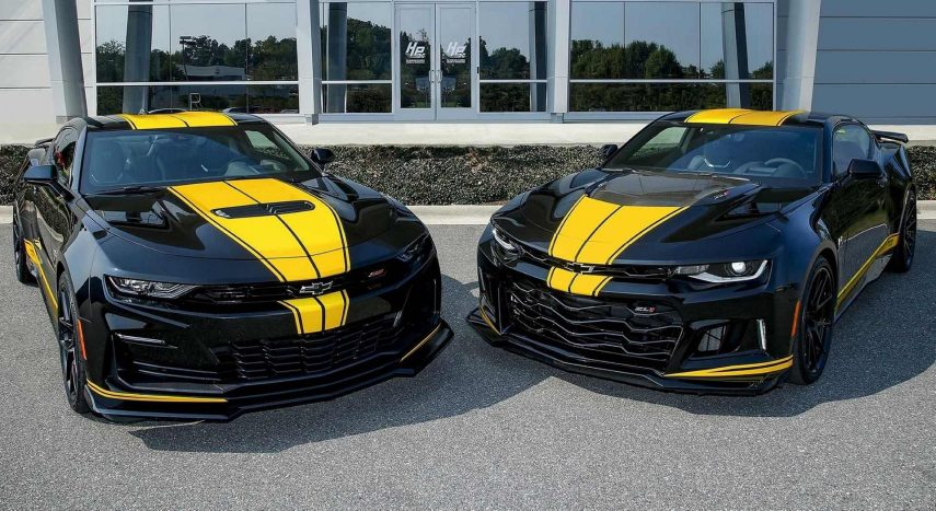 2020 Hertz-Hendrick Motorsports Camaro: cuando alquilar se hace peligrosamente tentador