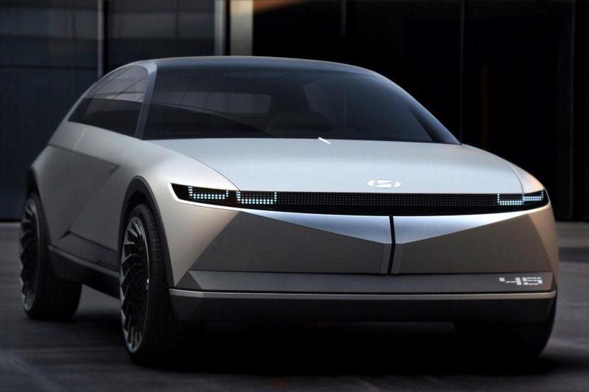 Hyundai 45 Concept exterior (1)