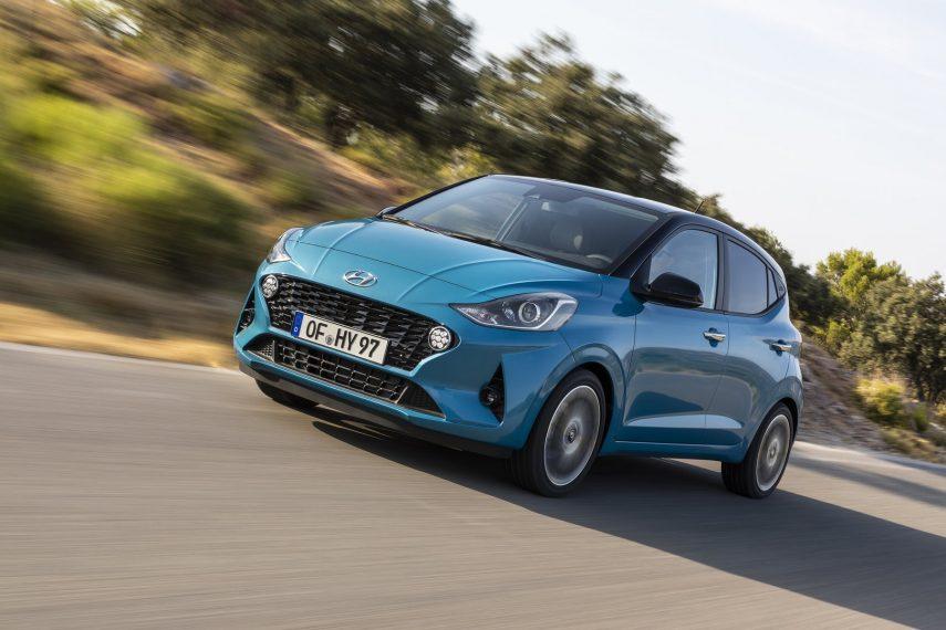 Hyundai i10, renovación profunda sin diésel