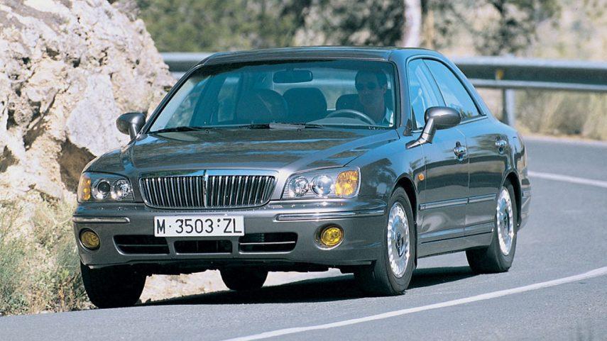 Coche del día: Hyundai XG 30