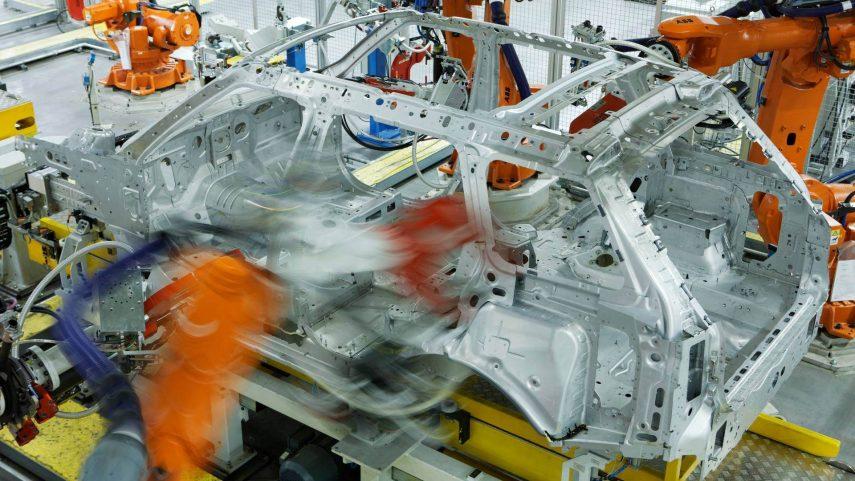 Jaguar Land Rover cerrará sus plantas en el Reino Unido durante una semana