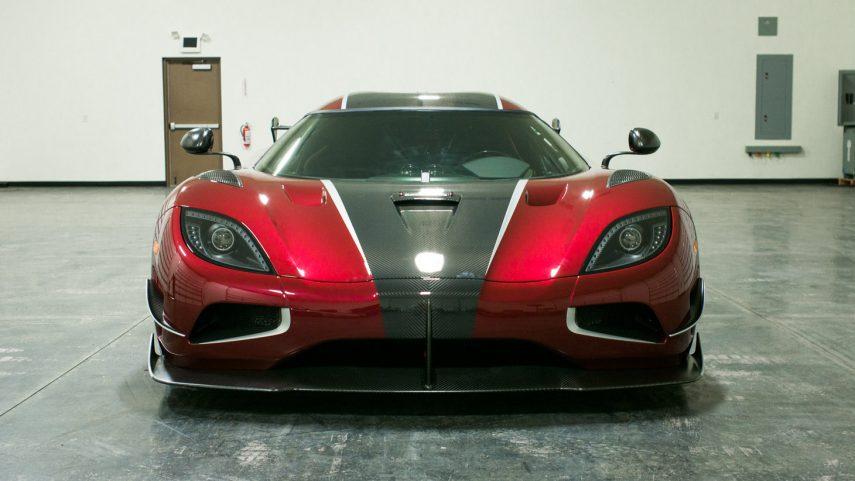 El Koenigsegg Agera RS sigue siendo el coche más rápido del mundo… según Guinness