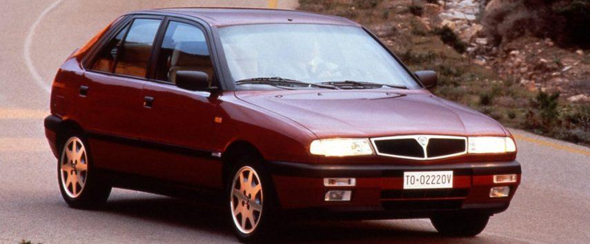 Coche del día: Lancia Delta 2.0 16v LS (836)