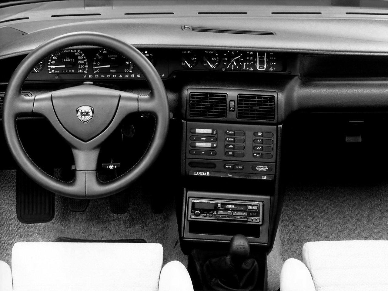 Lancia Delta 20ie LS 4