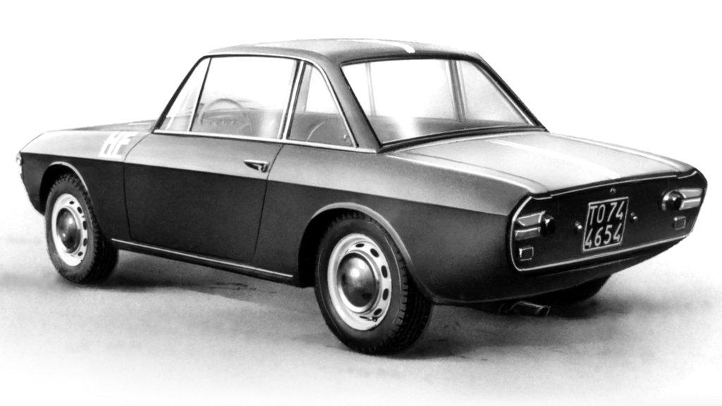 Lancia Fulvia Coupe HF 1
