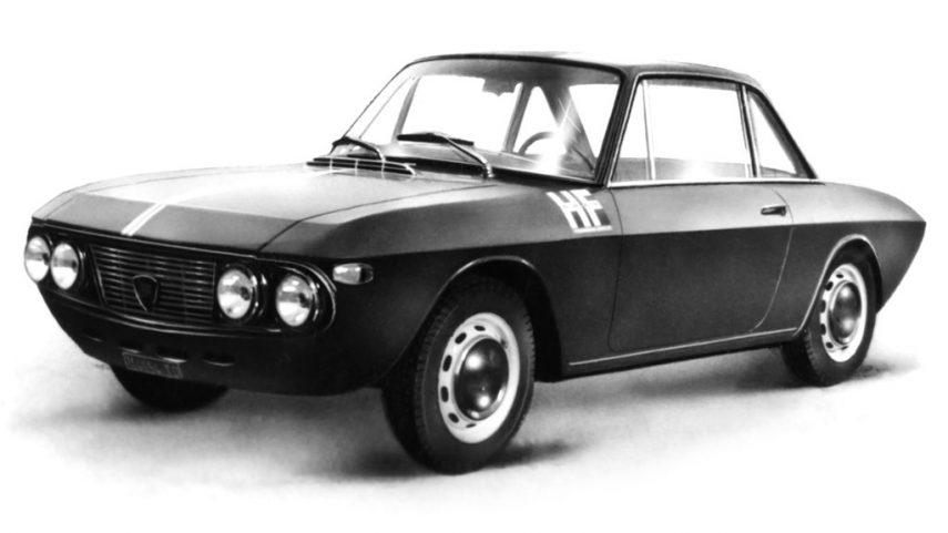 Coche del día: Lancia Fulvia Coupé HF