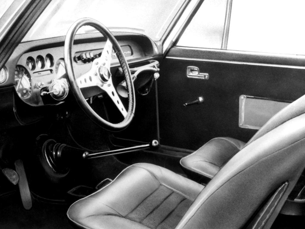 Lancia Fulvia Coupe HF 3