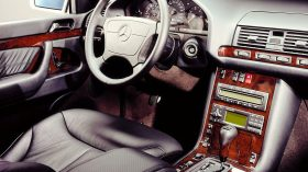 Mercedes Benz 600 SEL W140 4
