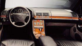 Mercedes Benz 600 SEL W140 6