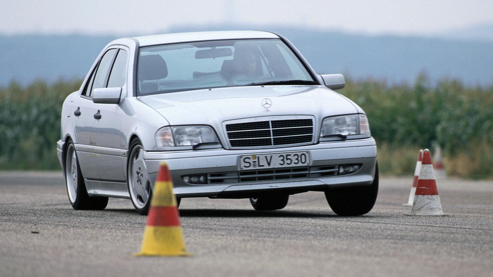 Coche del día: Mercedes-Benz C 36 y C 43 AMG (W202)