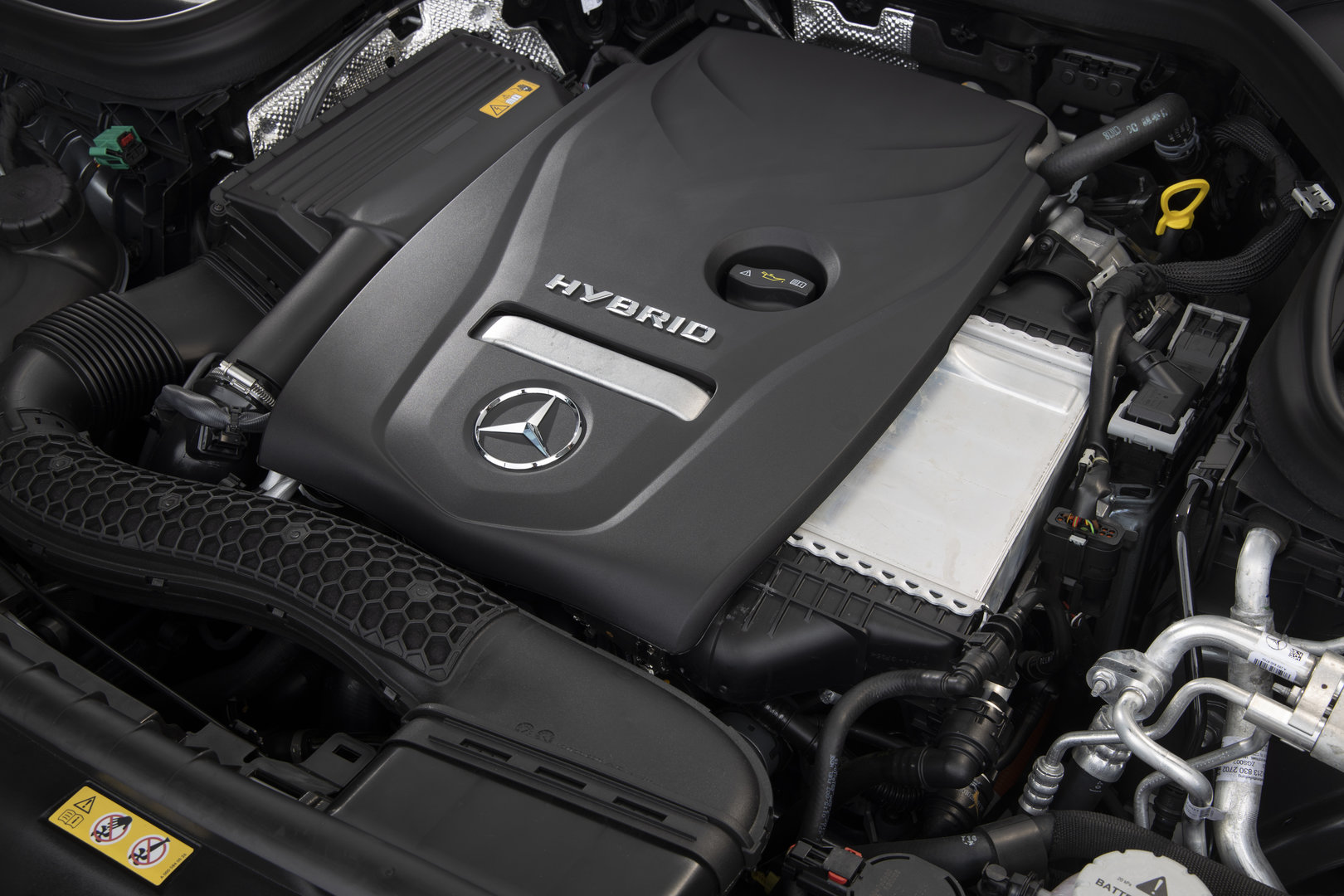 Mercedes Benz GLC 300 e 3