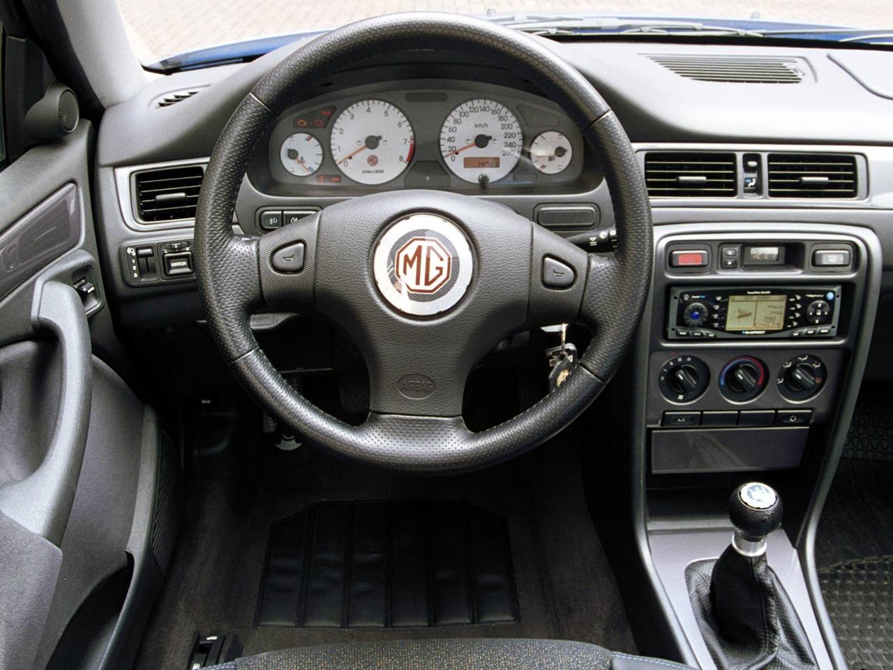 MG ZS 180 4