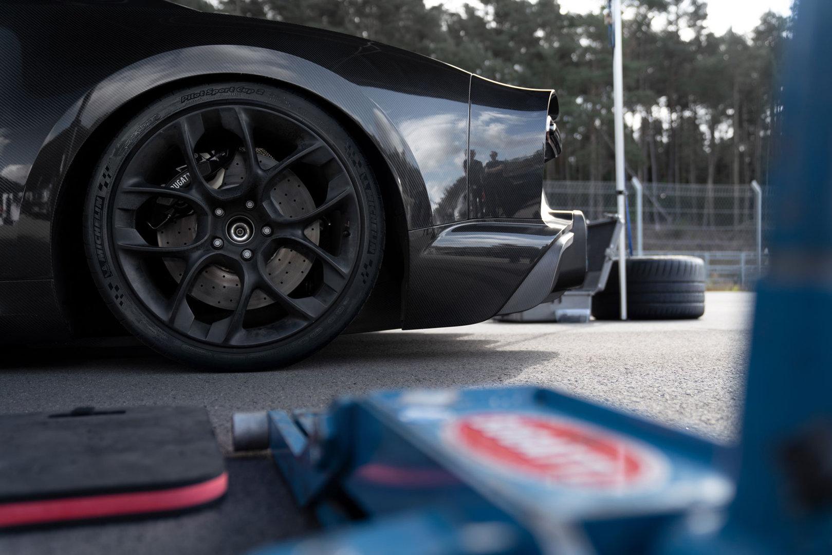Michelin PSC2 Bugatti Record 1