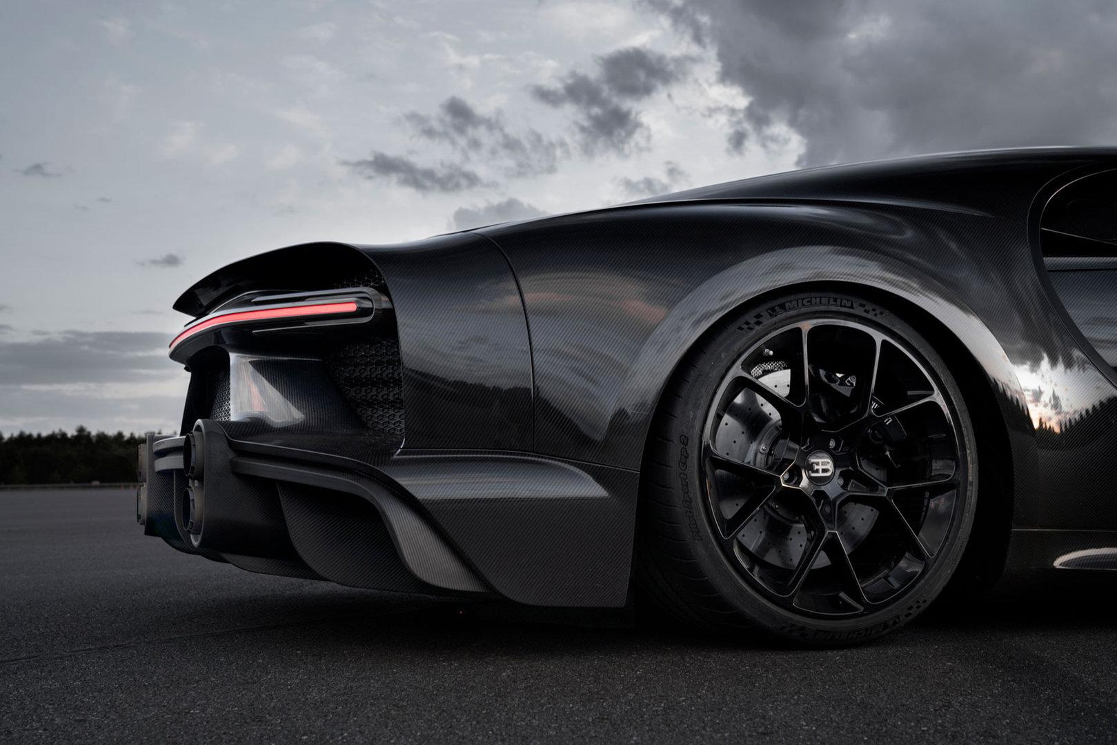 Michelin PSC2 Bugatti Record 2