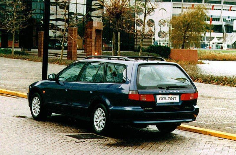 Mitsubishi Galant Wagon 2