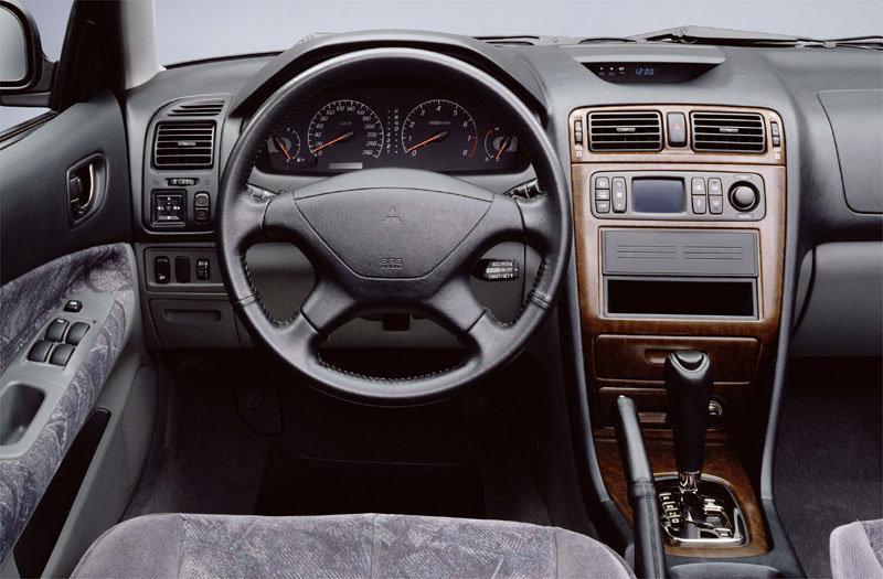 Mitsubishi Galant Wagon 3