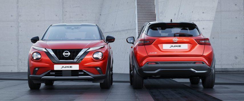 Nuevo Nissan Juke, la esperada renovación del superventas