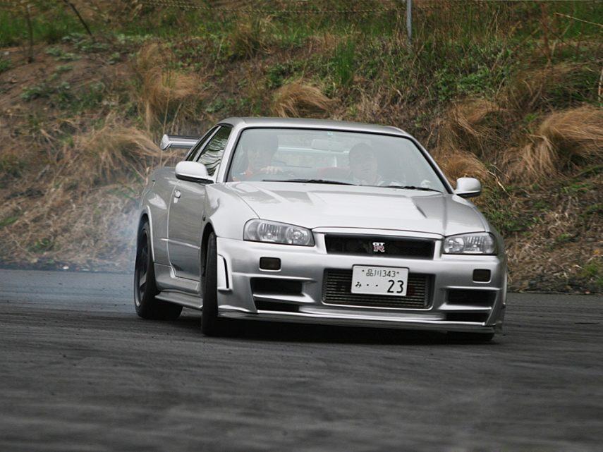 Coche del día: Nissan Skyline GT-R NISMO Z-Tune (BNR34)