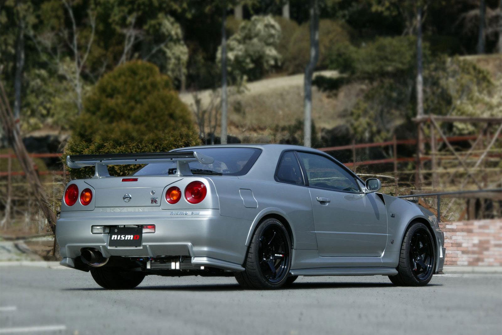 Nissan Skyline GT R NISMO Z Tune 2