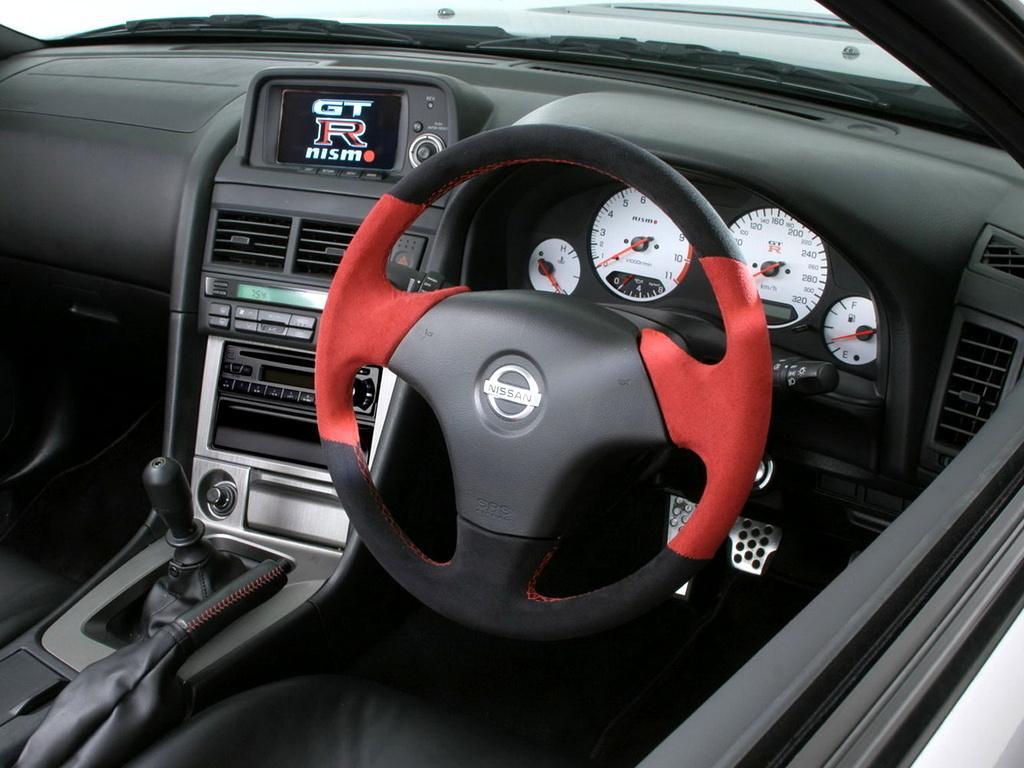 Nissan Skyline GT R NISMO Z Tune 3