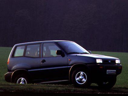 Nissan Terrano II 7