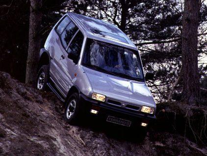 Nissan Terrano II 8