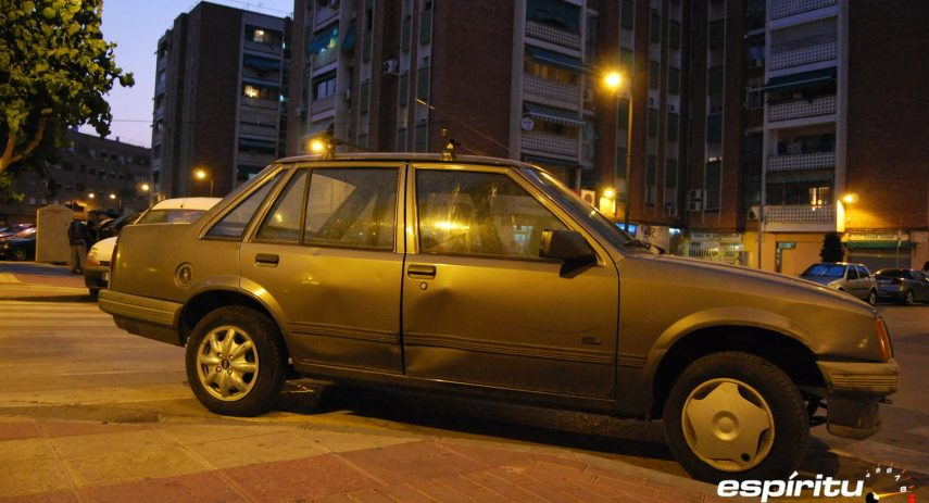 Opel Corsa GL A