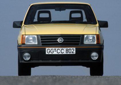 Opel Corsa GT 1985 2