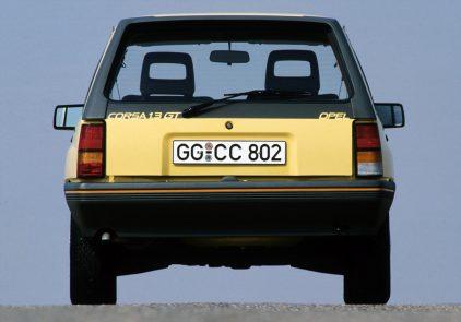 Opel Corsa GT 1985 3